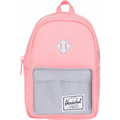 Herschel Heritage Mini Case Strawberry Ice/Reflective Rubber