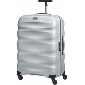 Samsonite Engenero Spinner 75cm Diamond Silver