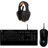 Logitech G Prodigy PC Pakket - G213 QWERTY