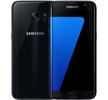 Samsung Galaxy S7 Edge Zwart