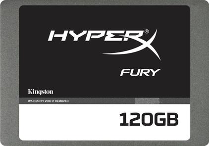 Kingston HyperX FURY 120 GB 2,5 inch