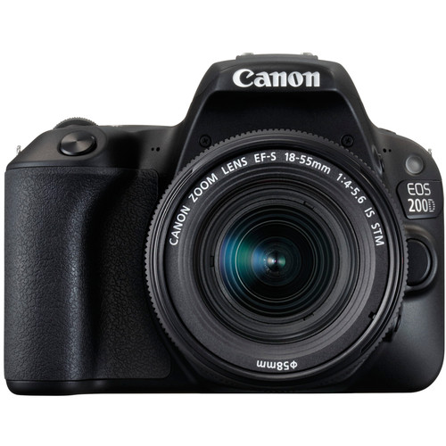 Canon EOS 200D + 18-55mm f/4-5.6 IS STM