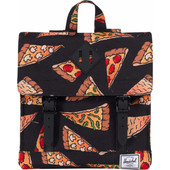 Herschel Survey Kids Black Pizza