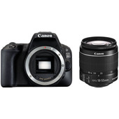 Canon EOS 200D +  18-55mm f/3.5-5.6 DC