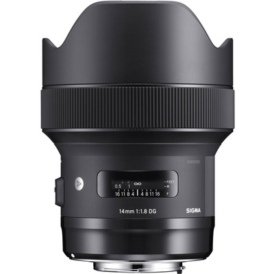 Sigma 14mm F1.8 DG HSM Art Nikon