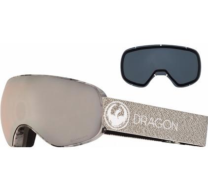 Dragon X2S Mill + Luma Silver Ion & Dark Smoke Lenzen