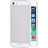 Azuri Apple iPhone 5/5S/SE Back Cover Transparant
