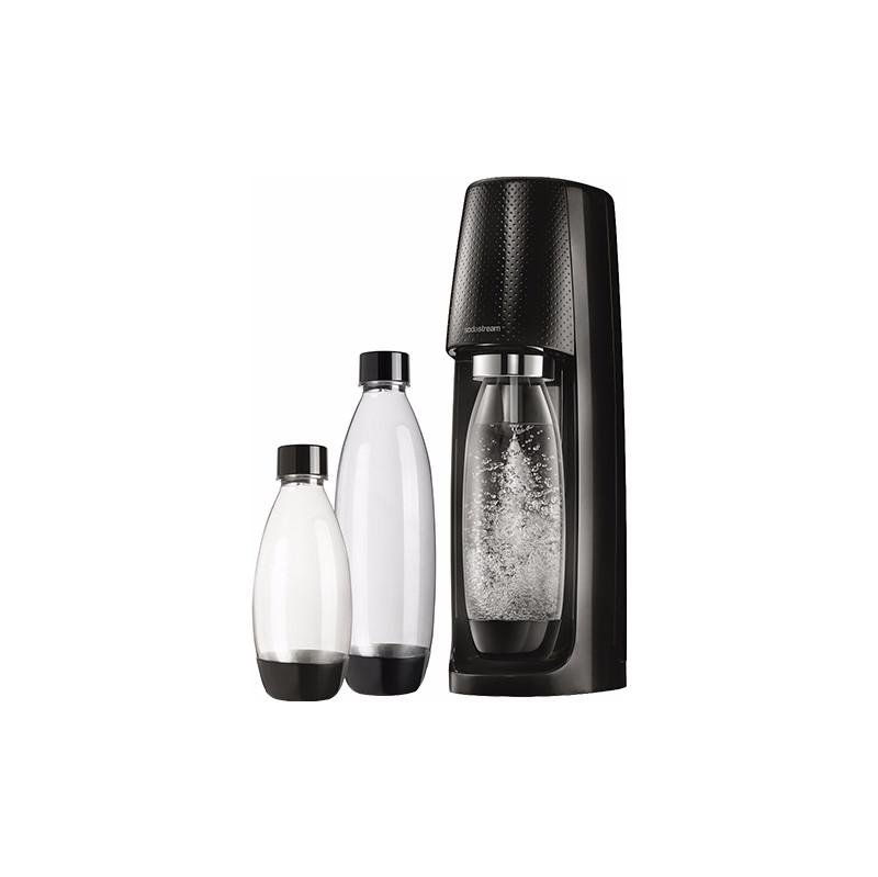 Dagaanbieding: SodaStream Spirit Zwart + 3 flessen
