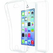 Azuri TPU Ultra Thin Apple iPhone 5/5S/SE Full Body Transparant