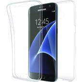 Azuri TPU Ultra Thin Samsung Galaxy S7 Edge Full Body Transparant