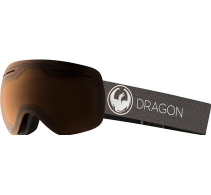 Dragon X1S Echo + Transitions Amber Lens