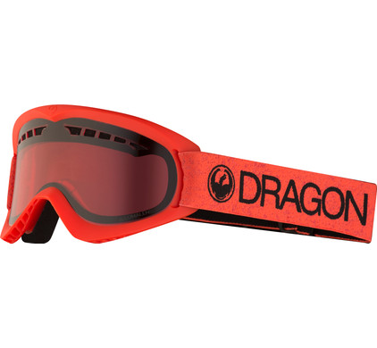 Dragon DX Melon + Luma Rose Lens