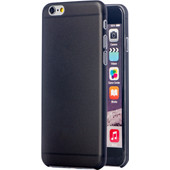Azuri Ultra Thin Apple iPhone 6/6s Back Cover Zwart