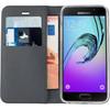 Azuri Wallet Magneet Samsung Galaxy A3 (2016) Book Case Zwart