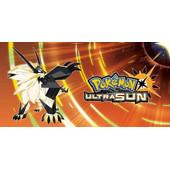 Pokemon Ultra Sun 3DS
