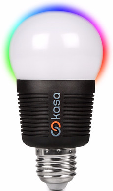 veho kasa smart lighting e27 led lamp coolblue alles voor een glimlach. Black Bedroom Furniture Sets. Home Design Ideas