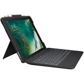 """Logitech iPad Pro 10,5"""" Slim Combo Toetsenbord Hoes QWERTY"""