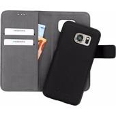 Mobiparts 2 in 1 Premium Wallet Samsung Galaxy S7 Book Case Zwart