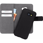 Mobiparts 2 in 1 Premium Wallet Samsung Galaxy A5 (2017) Book Case Zwart