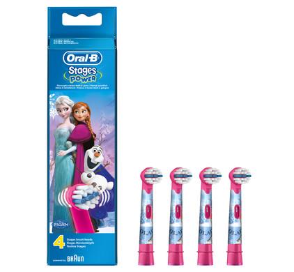Oral-B Stages Power Disney Frozen (4 stuks)