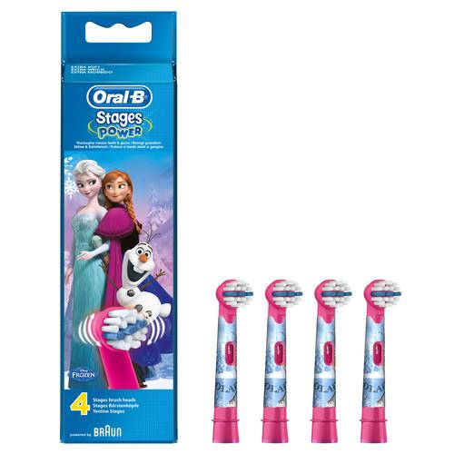 Oral-B Stages Power Kids Disney Frozen (4 stuks)