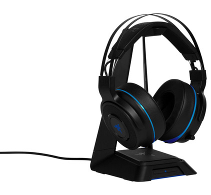 razer thresher ultimate headset ps4 coolblue alles. Black Bedroom Furniture Sets. Home Design Ideas