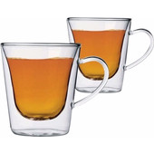 Glazen koffie & thee