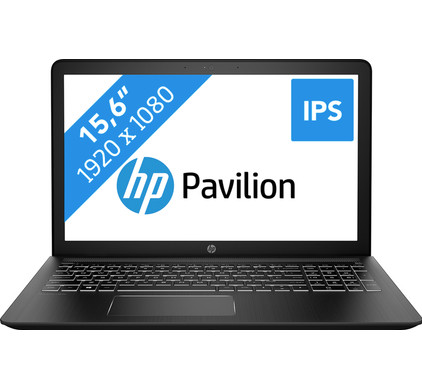 Top 10 laptops 2018 - Pavilion Power 15-cb091nd