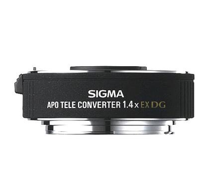 Sigma converter 1.4x EX DG APO Nikon
