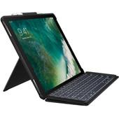 """Logitech iPad Pro 12,9"""" Slim Combo Toetsenbord Hoes AZERTY"""