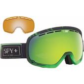 SPY Marshall Green + Bronze Green Spectra & Silver Lenzen