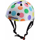 KiddiMoto Kinderhelm Pastel Dotty S