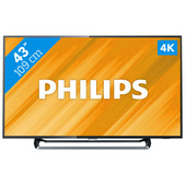 Philips 43PUS6262 - Ambilight