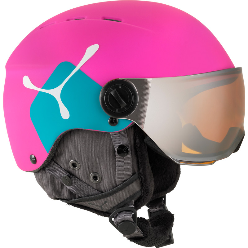 Cébé Fireball Junior Pink (50 54 cm)