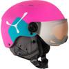 linkerkant Fireball Junior Pink (50 - 54 cm)