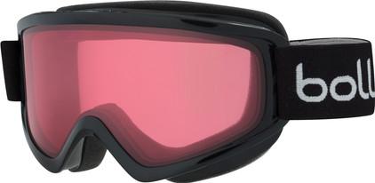 Bollé Freeze Shiny Black + Vermillon Lens