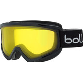 Bollé Freeze Shiny Black + Lemon Lens