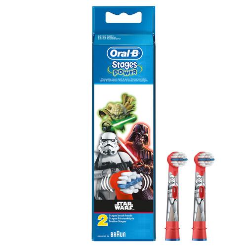 Oral-B Stages Power Disney Star Wars (2 stuks)