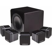 Cambridge Audio Minx Min 12 (5 stuks) + Minx X201 Zwart