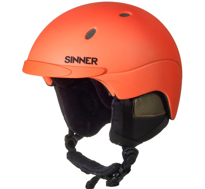 Sinner Titan Matte Neon Orange (61 - 62 cm)