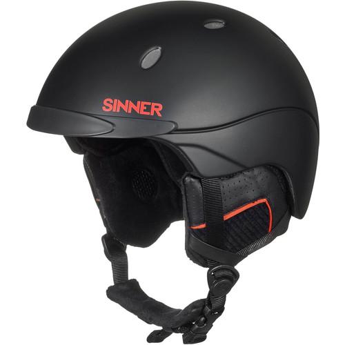 Sinner Titan Matte/Shiny Black (53 - 54 cm)