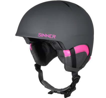 Sinner Lost Trail Matte Grey (53 - 54 cm)