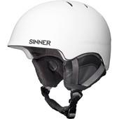 Sinner Lost Trail Matte White (53 - 54 cm)