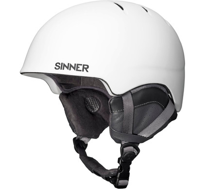 Sinner Lost Trail Matte White (55 - 56 cm)