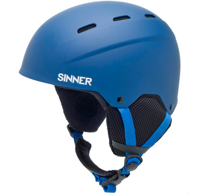 Sinner Poley Matte Blue (53 - 54 cm)