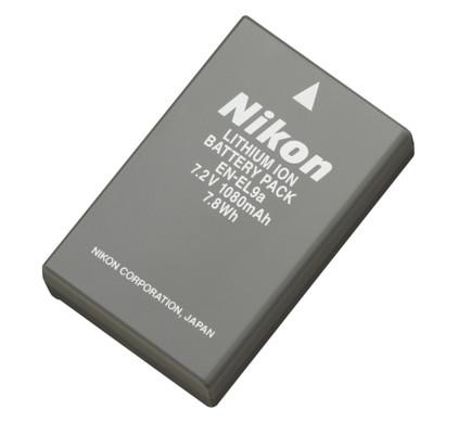 Nikon EN-EL9a Accu