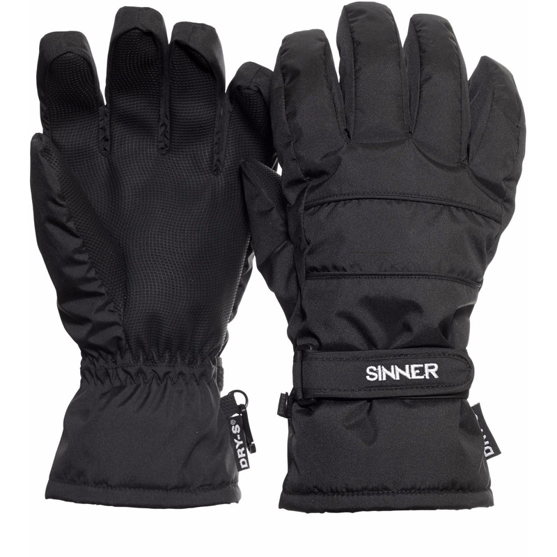 Dagaanbieding: Sinner Vertana Gloves Dry-S Men Size XXL Black