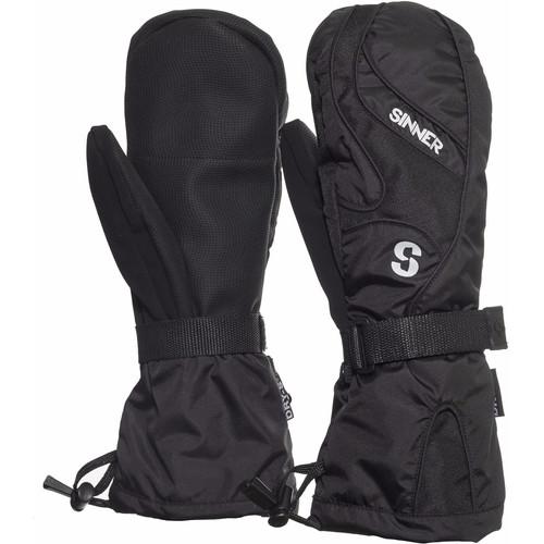 Sinner Everest Mitten Dry-S Men Size XXL Black
