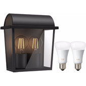 Philips Mygarden Harvest Wandlamp + 2 Phillips Hue White And Color Lampen