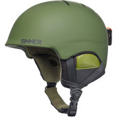 Sinner Lost Trail Matte Moss Green (55 - 56 cm)